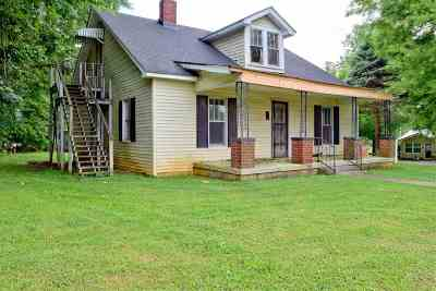 Franklin KY Single Family Home For Sale: $62,500