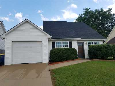 Bowling Green Single Family Home For Sale: 130 Betsey Anne Court