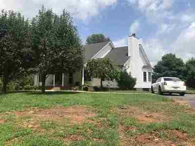 Franklin KY Single Family Home For Sale: $207,500