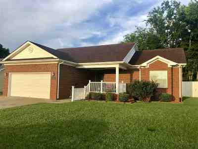 Bowling Green Single Family Home For Sale: 190 Shanks Mill Drive