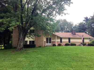 Bowling Green KY Single Family Home For Sale: $234,900