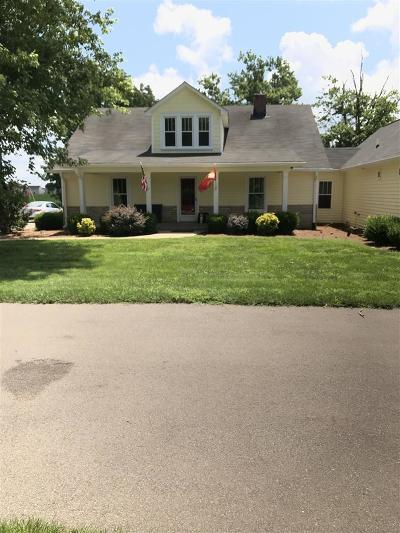 Bowling Green Single Family Home For Sale: 2797 Elrod Road
