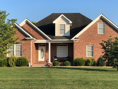 Bowling Green Single Family Home For Sale: 3634 Silver Sun Drive