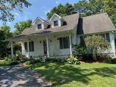 Alvaton Single Family Home For Sale: 8505 Old Greenhill Road