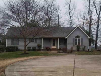 Scottsville Single Family Home For Sale: 285 Lakeview