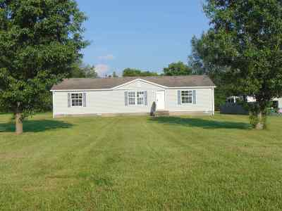 Smiths Grove Single Family Home For Sale: 380 Bent Creek Dr