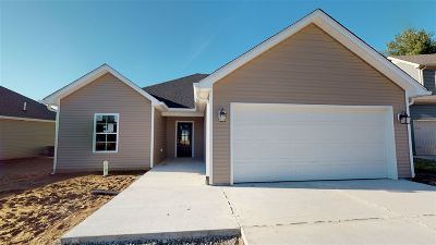 Bowling Green Single Family Home For Sale: Lot 13 Weatherstone Subdivision