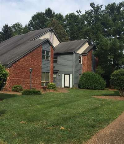 Bowling Green Single Family Home For Sale: 731 Steeplechase Way