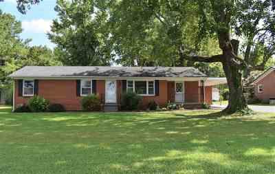 Franklin KY Single Family Home U/C-Take Backups: $129,750