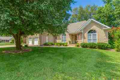 Bowling Green Single Family Home For Sale: 1606 Briteway Court