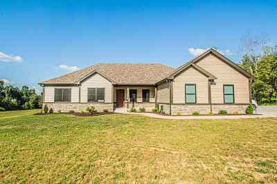 Brownsville Single Family Home For Sale: 1642 Sunfish Sunny Point Road