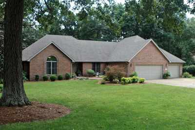 Franklin KY Single Family Home For Sale: $349,900