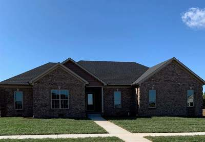 Bowling Green Single Family Home For Sale: 550 McCoy Place