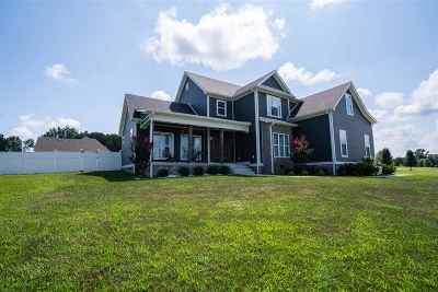 Alvaton Single Family Home For Sale: 301 Marblegate Circle