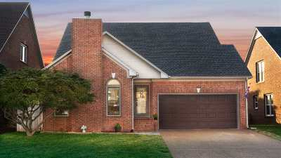 Bowling Green Single Family Home For Sale: 754 Steeplechase Way