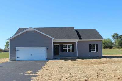 Bowling Green Single Family Home For Sale: 9771 Ky Highway 185