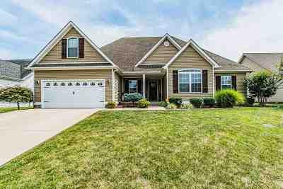 Bowling Green Single Family Home For Sale: 1163 Wintercress Lane