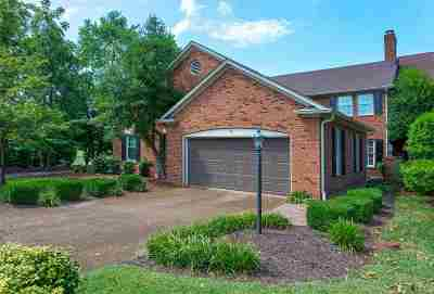 Bowling Green Single Family Home For Sale: 1288 Barclay Court