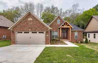 Bowling Green Single Family Home For Sale: 201 Charlotte Drive