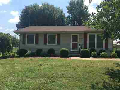 Franklin KY Single Family Home For Sale: $115,000