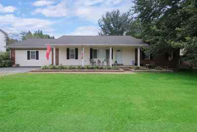Bowling Green Single Family Home For Sale: 1133 Bear Way