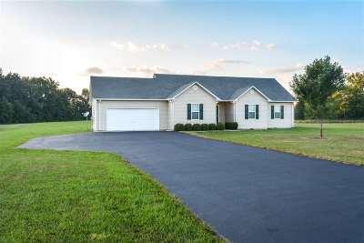 Alvaton Single Family Home For Sale: 2410 Claypool Boyce Rd
