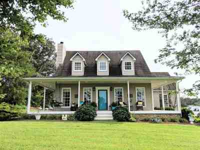 Smiths Grove Single Family Home For Sale: 60 Sunset Lane