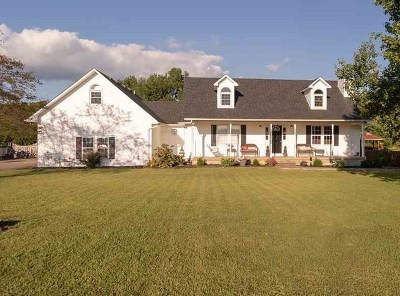 Smiths Grove Single Family Home For Sale: 250 Bewley Road