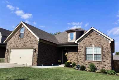 Bowling Green Single Family Home For Sale: 2970 Pennyroyal Lane