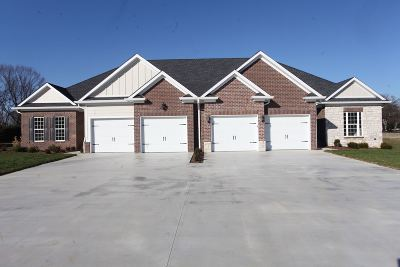 Bowling Green Single Family Home For Sale: 1301 Burl Woods Court