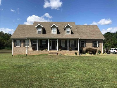 Scottsville Single Family Home For Sale: 181 Maureen Way