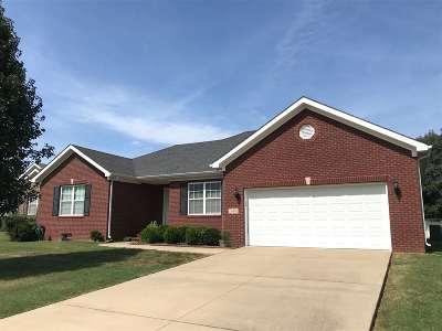 Bowling Green Single Family Home For Sale: 3669 Woodbridge Lane