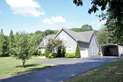 Alvaton Single Family Home For Sale: 3670 H E Johnson Rd