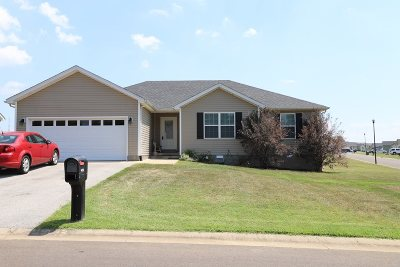 Bowling Green Single Family Home For Sale: 1459 N Pointe Way