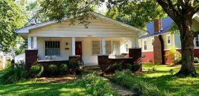 Bowling Green Single Family Home For Sale: 1028 Magnolia Street