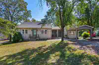 Bowling Green Single Family Home For Sale: 800 Parkway St