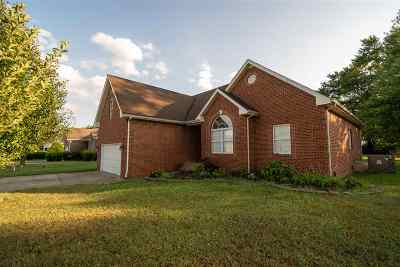 Bowling Green Single Family Home For Sale: 701 Springfield Blvd