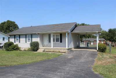 Bowling Green Single Family Home For Sale: 114 Countryside Drive
