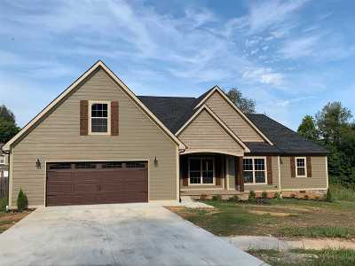 Bowling Green Single Family Home For Sale: 340 Cumberland Ridge Court