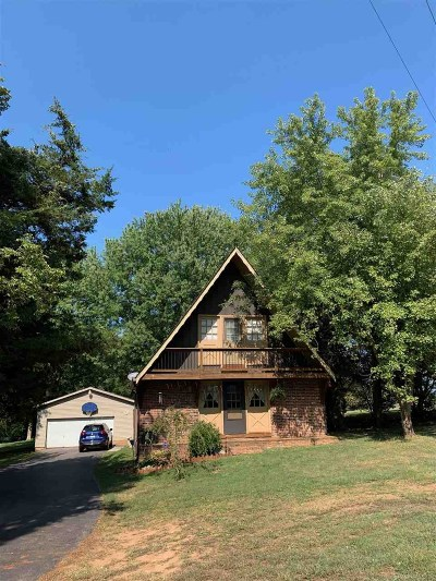 Bowling Green Single Family Home For Sale: 1784 Moorman Lane