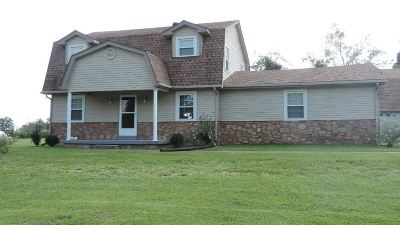 Bowling Green Single Family Home For Sale: 2857 Blue Level Rd