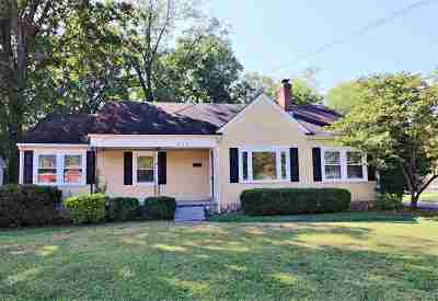 Bowling Green Single Family Home For Sale: 636 Nutwood Street