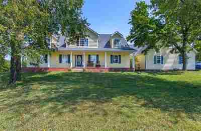 Bowling Green Single Family Home For Sale: 352 Whitecotton Drive