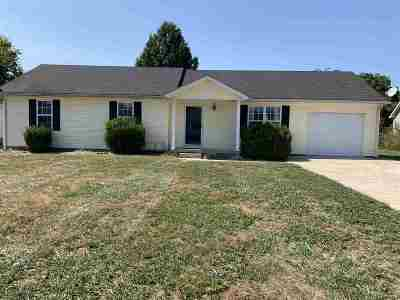 Bowling Green Single Family Home For Sale: 1417 Spring Valley Ct
