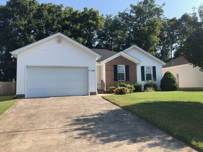 Bowling Green Single Family Home For Sale: 124 Shanks Mill Drive