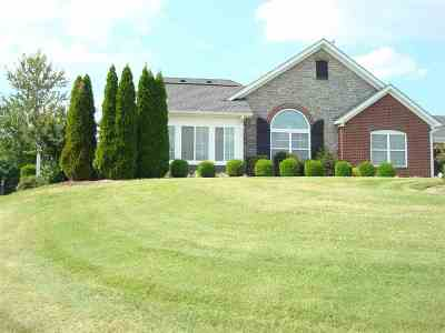 Bowling Green Single Family Home For Sale: 2500 Crossing Blvd.