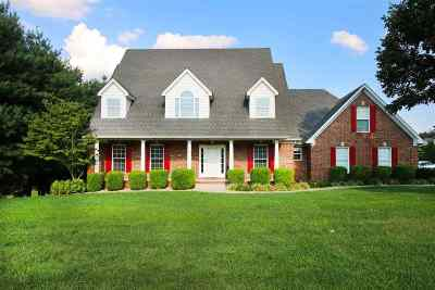 Bowling Green KY Single Family Home For Sale: $424,900