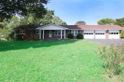 Bowling Green KY Single Family Home For Sale: $185,000