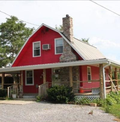 Metcalfe County Single Family Home For Sale: 791 Cedar Flat Curtis Rd