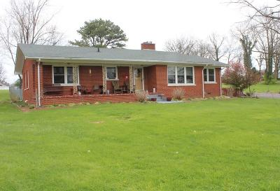 Greensburg KY Single Family Home For Sale: $92,000